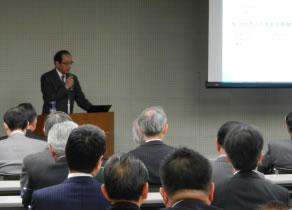 「松井さんを支える会」主催勉強会での講演