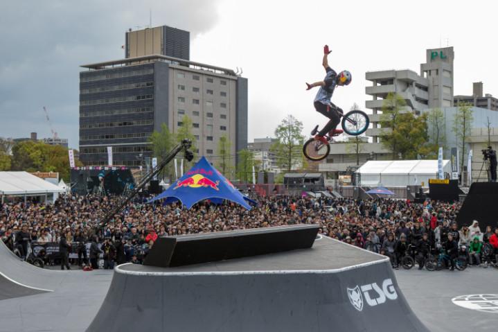 都市型スポーツ最高峰の世界大会「FISE」
